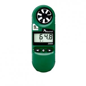 Kestrel® 2000 Pocket-windmesser Plus