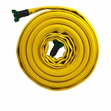 Firefighter Hose of 25mm. with couplings. (20 meters)