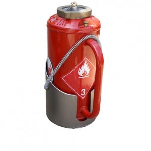 Soporte para antorcha de goteo 5 litros