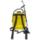 Water backpack extinguisher tank