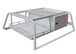 Tool carrier structure for Pickup (Double cabin)