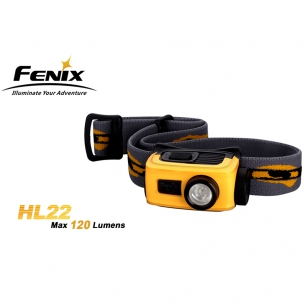 VF LINTERNA FRONTAL LED FENIX HL22