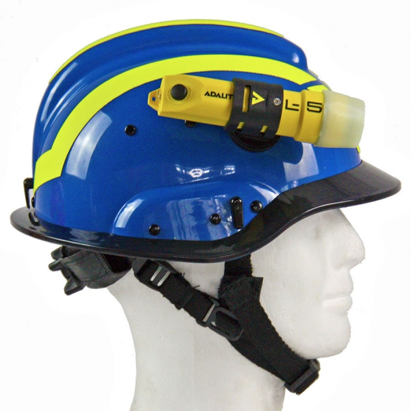 fire helmet light adalit l5 plus professional equipment. Black Bedroom Furniture Sets. Home Design Ideas