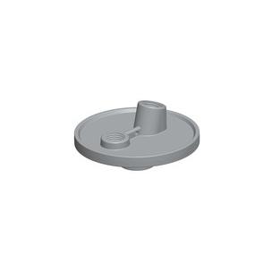 Drip torch tank lid
