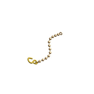 Drip torch chain with S Hook