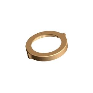 Drip torch lock ring
