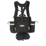 True North firefighter backpack Fireball