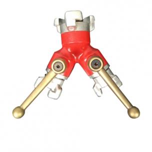 Wye valve 70-75 mm