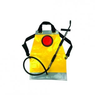 Mochila extintora flexible