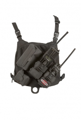 True North Radio Dual Chest Harness