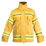 Veste Ignifuge Sapeurs-Pompiers avec double couche