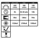 Linterna Frontal Led Night Stick XPP-5460GX