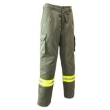 Pantalone professionale per l'Antincendio