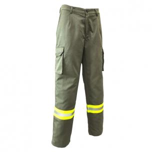 Pantalon Ignifuge Sapeur-Pompier avec double couche