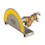 Self-protection nozzle