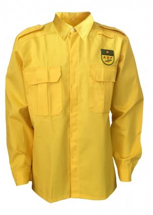 Camisa forestal para la A.D.F.