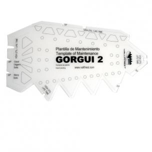 Plantilla de mantenimiento Gorgui V2