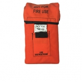 Manta de prácticas Fire Shelter