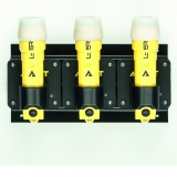 Cargador para linterna L5PLUSR. Para 3 linternas