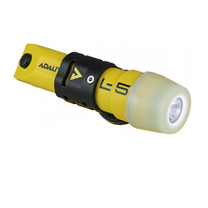 Firefighter Flashlight Adalit L5R Plus