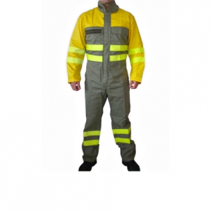 Fireproof Coverall Eural FW-10