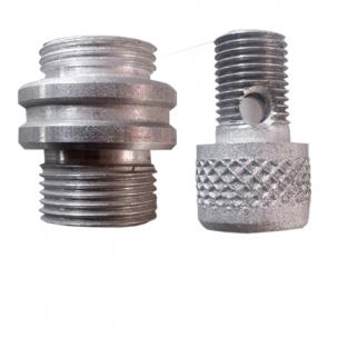 Aluminium cap DT1L