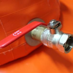 Couplages D25 pour réservoirs Ermak ST