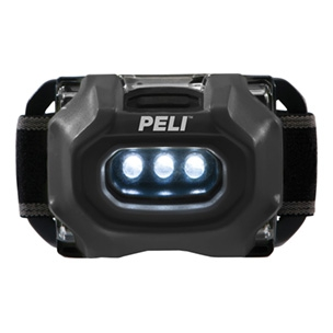 Linterna frontal led peli 2745