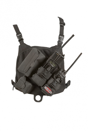 Radio Dual Chest Harness TrueNorth