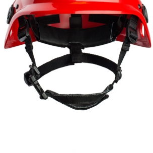 Fire-resistant chin strap vft1
