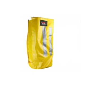 Yellow transport Bag for the Hose carrying backpack vft